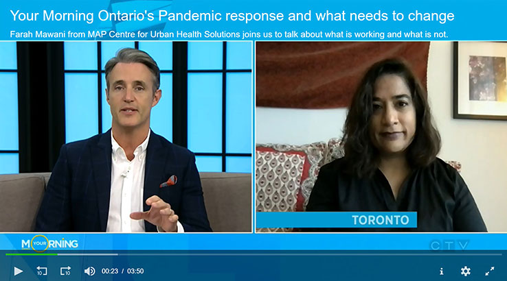 Ontario's pandemic response and what needs to change