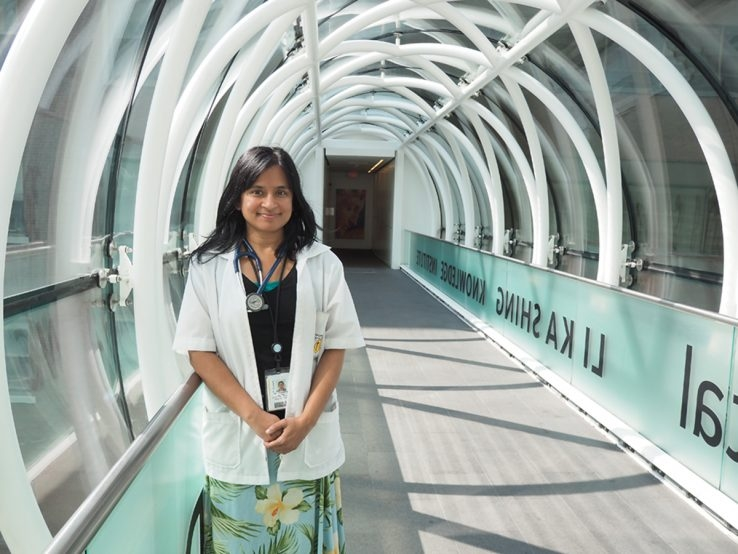 Dr. Sharmitha Mishra awarded the 2019 CAHR-CANFAR Excellence in Research Award