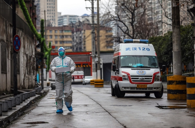 Opinion: To understand the Wuhan coronavirus, look to the epidemic triangle