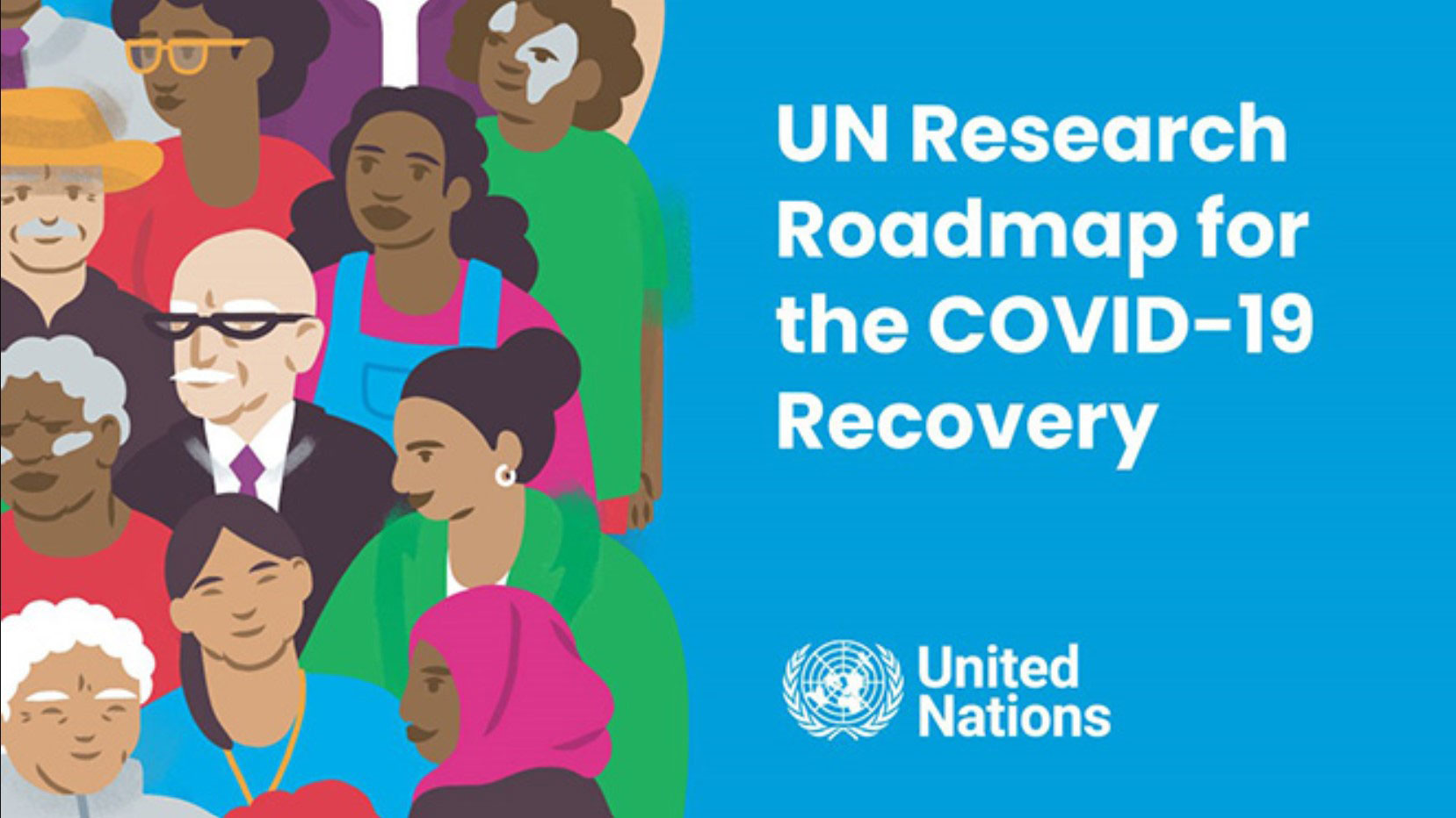 MAP researchers contribute to United Nations' Research Roadmap for the COVID-19 Recovery