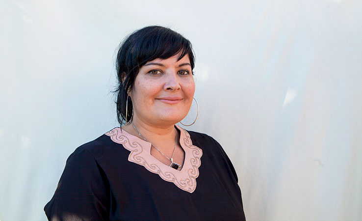 MAP names Zoë Dodd the inaugural MAP Community Scholar