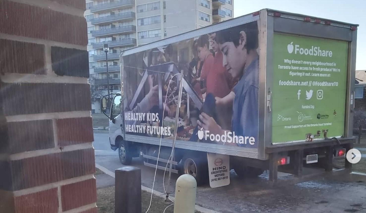 Community-led COVID-19 Initiative: Black Creek Community Farm Emergency Food Box