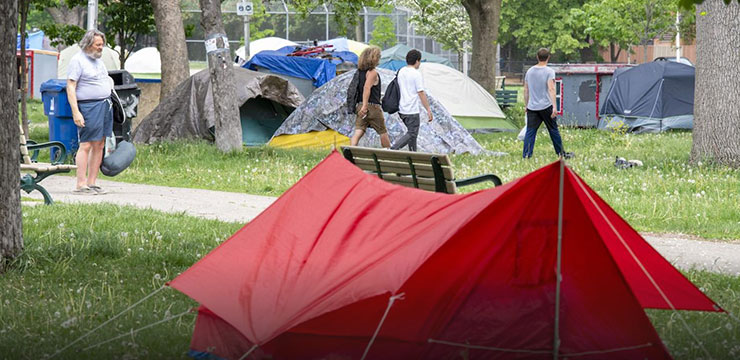 How to tackle homelessness in Ontario: Interview with Dr. Stephen Hwang