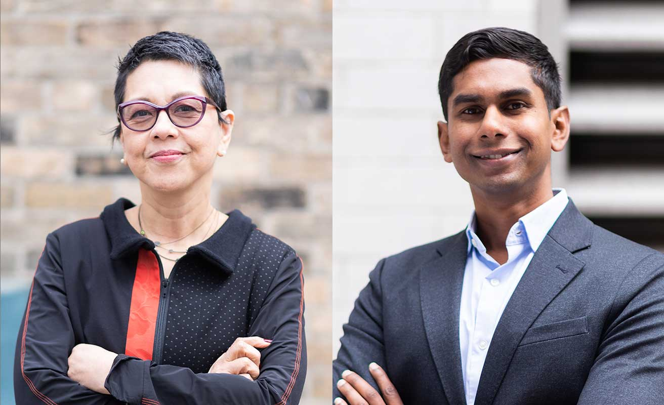 Two MAP scientists awarded prestigious Canada Research Chairs