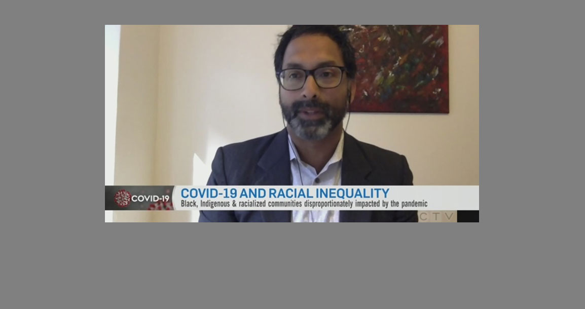 COVID-19's impact on racialized communities