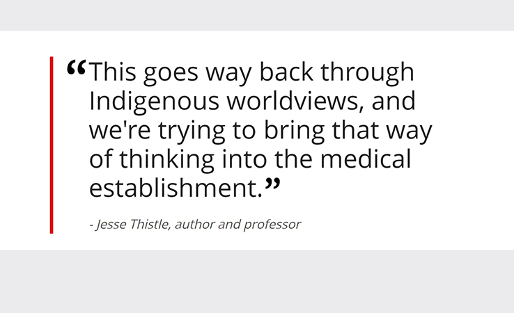 Team drafts CMA guidelines for treating homeless Indigenous patients